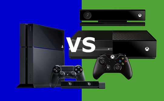 Xbox One Czy Vs Ps4 Co Kupic Porownanie